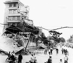 唐山地震:不忍回首三十年前血色清晨