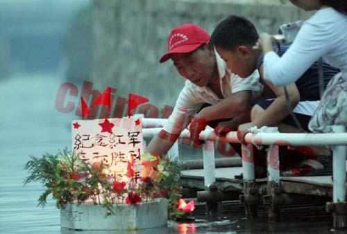 中元节和盂兰盆节 - dive dragon - dive dragon