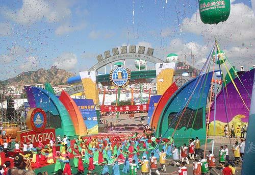 于冲:将青岛啤酒节打造为世界一流的旅游品牌(12)
