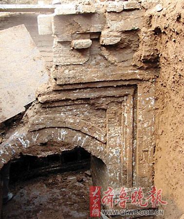 济南发现四座北宋墓葬墓室内有彩绘壁画
