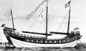 船拒载中国人_早期中国人远赴海外所乘的\