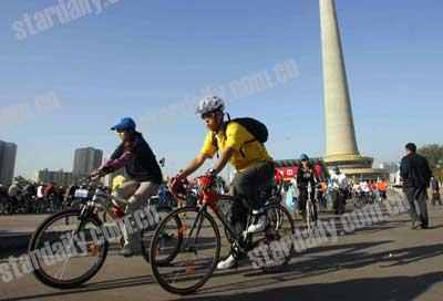 中非合作论坛期间北京将短信告知交通管制信息