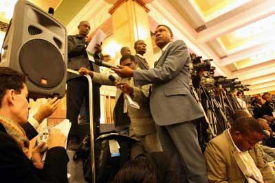 中非合作论坛通过北京峰会宣言