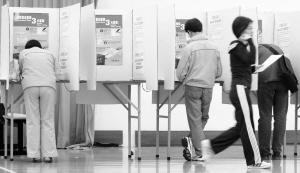港选委会选举投票率创纪录