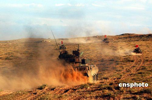 中国军队已完成裁军20万陆军部队比例下降1.5%