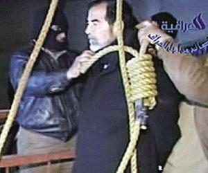萨达姆/伊前总统萨达姆被处绞刑
