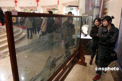 图:江苏首届东方工艺美术之都博览会开幕