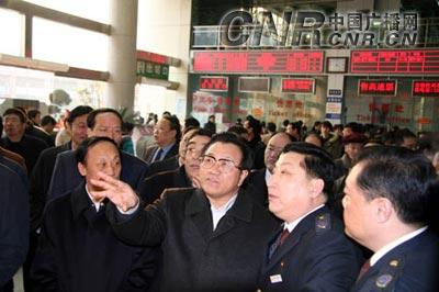 交通部长李盛霖:春运安全第一定要让群众满意