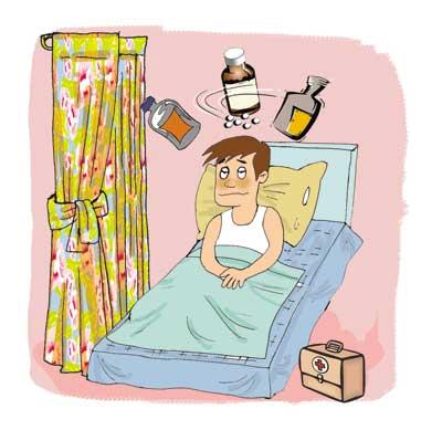 常服安眠药=慢性自杀长期失眠者应需心理疗法