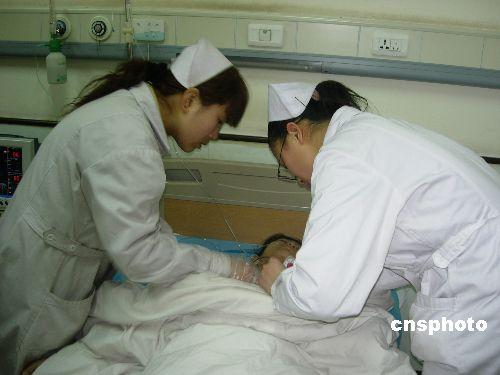 图:艾滋病患者并发阑尾炎成功获施手术
