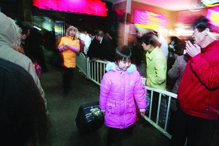 07年春运今日开始湖南将发送旅客9421万(图)
