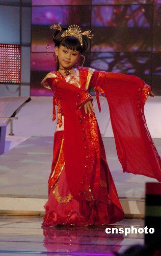 图:南方少儿模特大赛亚太总决赛在广州举行(2)