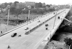 连州大桥建成通车