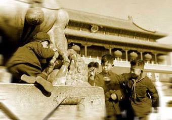 唤起的记忆1959-2007:记录共和国五个亥年新春