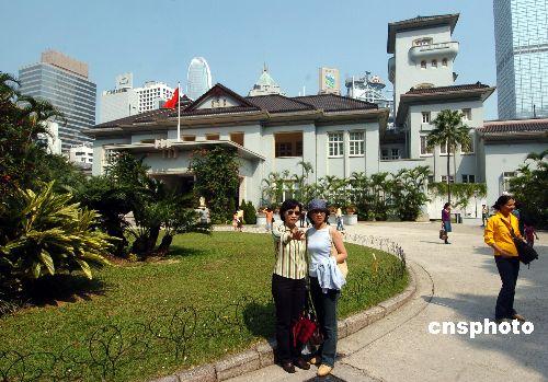 香港礼宾府将于3月11日开放供市民游览赏花(图)