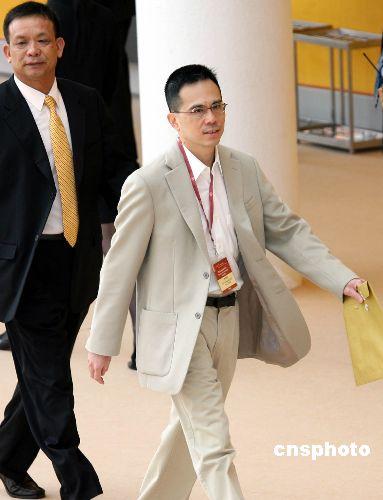 香港选委投票选出新一届特首人选(2)