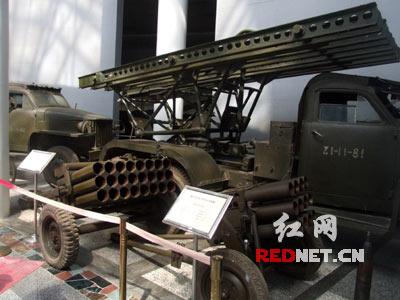 南理兵器博物馆汇集第一、二次世界大战兵器珍