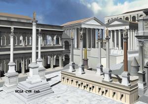 千年古罗马3d复活图片