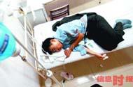 大学生被骗到广东搞传销拒绝后遭毒打割手指