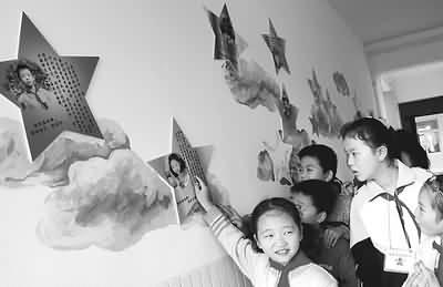 宁波市白鹤小学此举已经得到了江东区教育局的