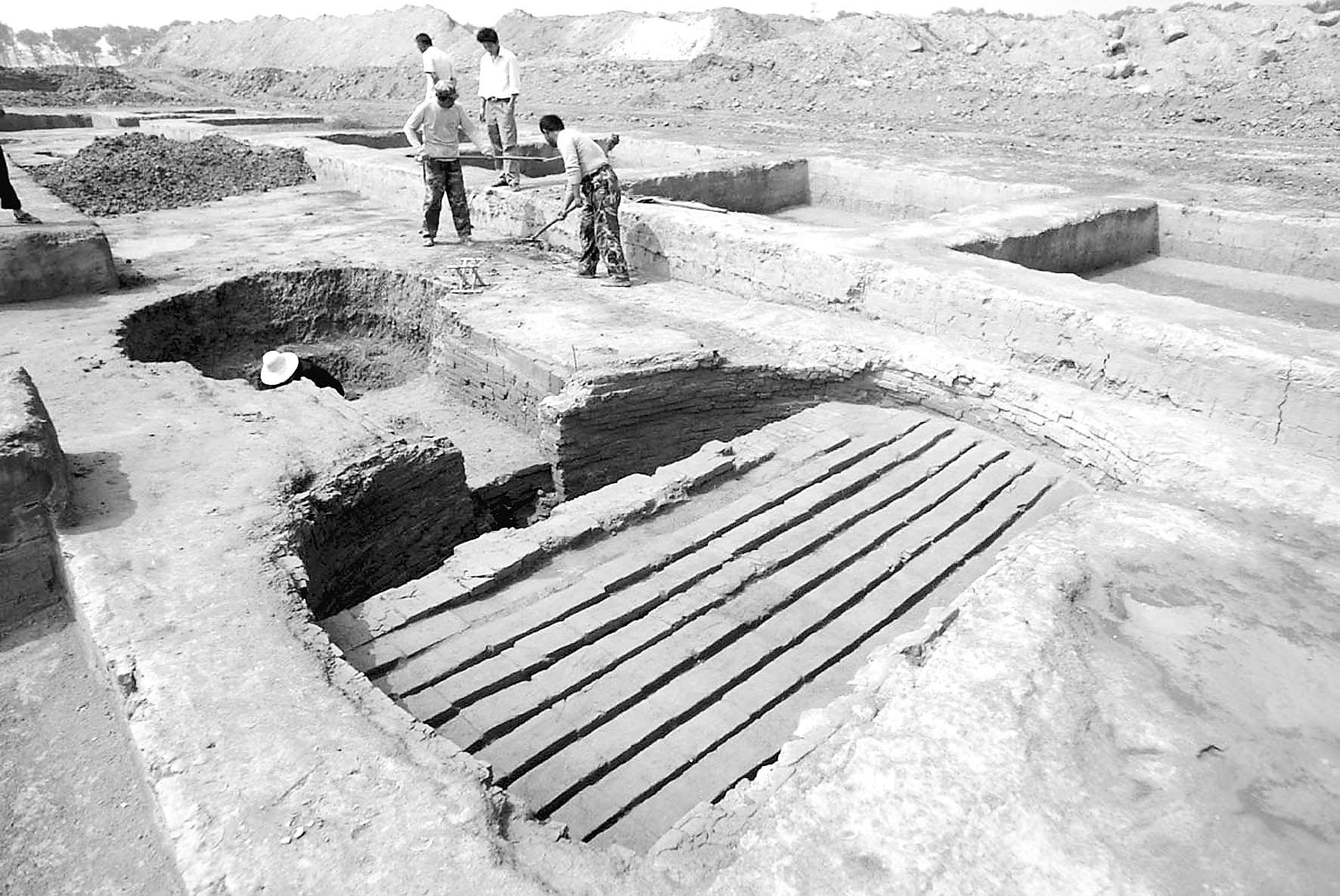 天津考古添3个新发现(图)