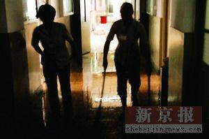 首都师范大学女生碰翻化学液体引发实验室大火