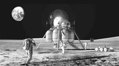 2018年重返月球