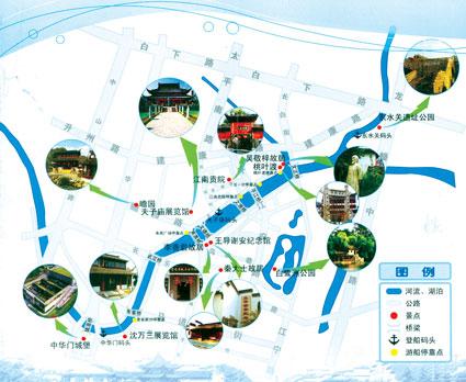 """比北京万生园,颐和园的船好,比西湖的船好,比扬州瘦西湖的船也好……"""""""