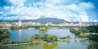 郴州城市风景高清图片
