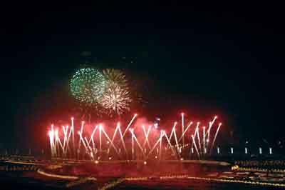 亚洲第一大广场----大连星海广场