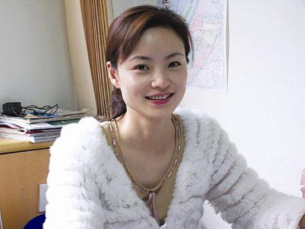 南京的美女完美cos美女图片