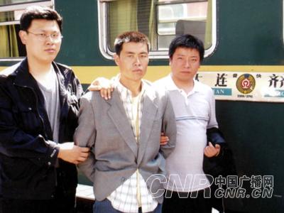 大连警方抓获参与绑架在逃两年半的疑犯[图]
