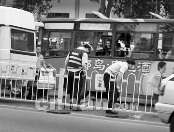 73岁扁担爹爹被撞身亡肇事逃逸车已被锁定