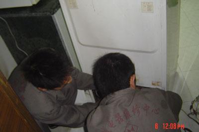冰箱加氟图解步骤