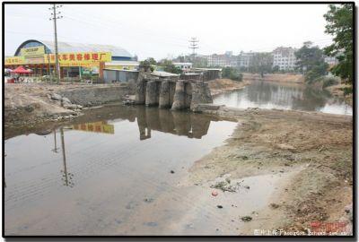 大力整治清湾江污染
