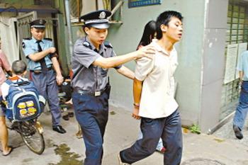 广州便衣警察称双抢是力气活入室盗窃是技术活