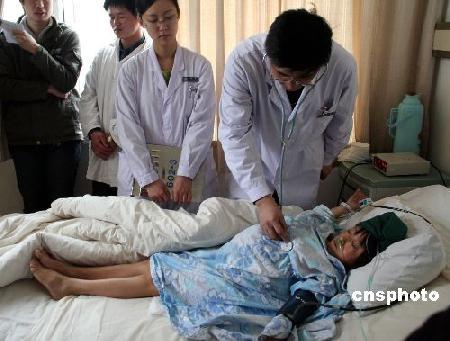 身高1.1米袖珍孕妇产下健康宝宝(组图)