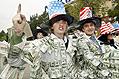 莫斯科青年抵制美元