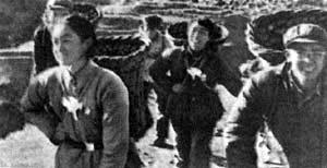毛泽东号召知识青年上山下乡