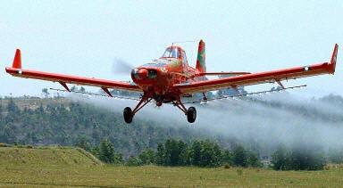 巴西研制出世界上第一架酒精助燃飞机(附图)