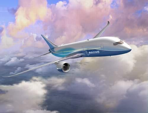 资料图片:波音7e7飞机概念图
