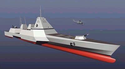 英国公布未唻快速灵活护卫舰设箱细节(图)