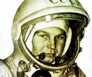 第一个飞进宇宙的女性--苏联英雄捷列什科娃(图)