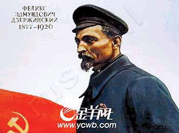 克格勃鼻祖雕像归位 普京借铁腕显反恐决心