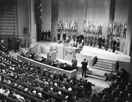 史海回眸:安理会五大常任理事国是如何确定的