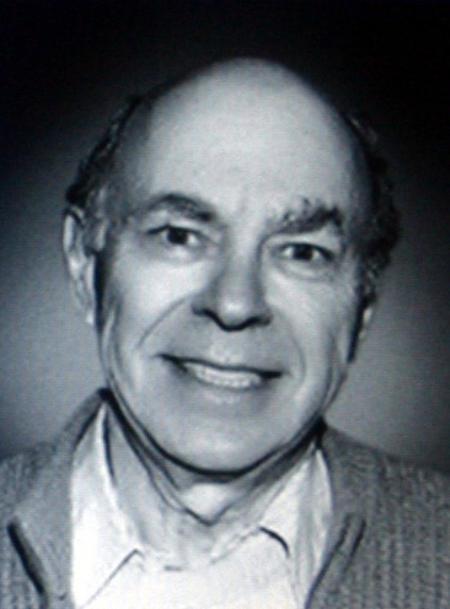 图文:诺贝尔化学奖得主美国科学家欧文-罗斯