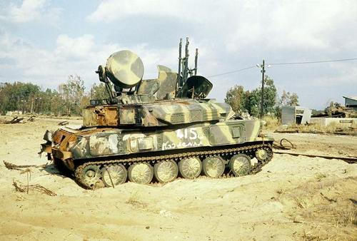 印度与以色列联合升级俄制ZSU-23防空系统(图)