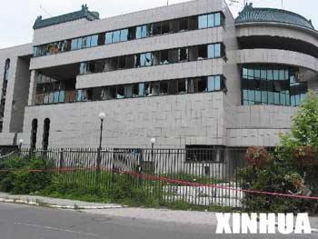 前南情报官:北约炸中国使馆冲的是米洛舍维奇(组图)
