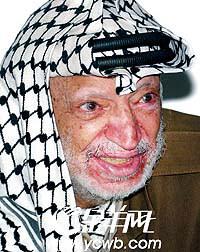 以色列围困阿拉法特3年终愿放行巴方拒绝