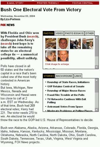俄亥俄州计票出现多种说法可能成为佛州第二